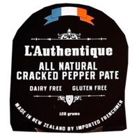 L'Authentique Cracked Pepper Pate 120g