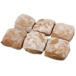 Bakery Walnut Ciabatta Buns 6ea