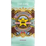 Havana Five Star Hot Air Roasted Espresso Coffee 200g