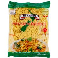 No 1 Foods Hokkien Noodles 500g