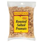 Value Pack Roasted Salted Peanuts 200g