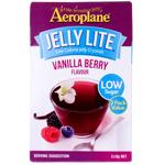 Aeroplane Vanilla Berry Flavour Lite Jelly Crystals 2pk