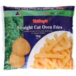Talley's Straight Cut Oven Fries 1kg