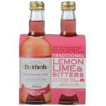 Bickford's Lemon Lime & Bitters 4pk