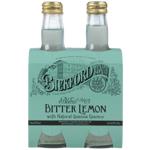 Bickford's Bitter Lemon With Natural Quassia Essence 4pk