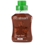 SodaStream Ginger Beer Flavoured Drink Concentrate 500ml