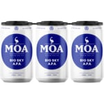 Moa Big Sky APA Beer Cans pk