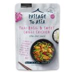 Passage To Thailand Thai Basil & Sweet Chilli Chicken Stir-fry Sauce 200g