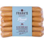 Frank's Sausages Frank Furters 6ea