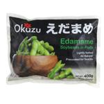 Okazu Boiled Edamame With Salt 400g
