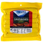 Tonzu Natural Herb Organic Vegetarian Sausages 300g