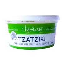Elysian Foods Ltd Tzatziki Dip 200g