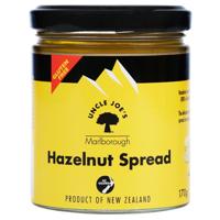 Uncle Joe's Hazelnut Spread 170g