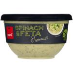 Pams Spinach & Feta Hummus 200g