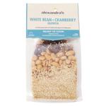 Alexandra's White Bean & Cranberry Quinoa 220g