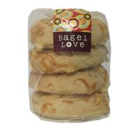 Bagel Love Cheese Bagels 4ea