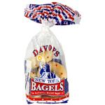 New York Bagels Mini Bagels 8ea