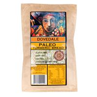 Dovedale Paleo Turmeric Bread 640g