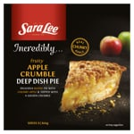 Sara Lee Deep Dish Apple Pie With Crumble Top 800g