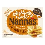 Nanna's Waffles Original 12 Each 200g