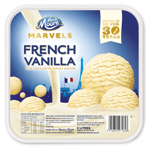 Much Moore Marvels French Vanilla Ice Cream 2l