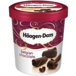 Haagen-Dazs Belgian Chocolate Ice Cream 457ml