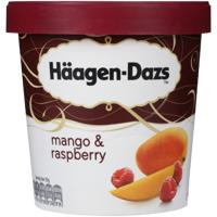Haagen-Dazs Mango & Raspberry Ice Cream 457ml