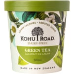 Kohu Road Dairy Free Green Tea Coconut Ice Cream 500ml