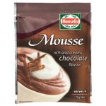 Hansells Mousse Chocolate Flavour Dessert 70g