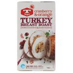 Tegel Turkey Roast with Cranberry & Orange Stuffing 1.5kg