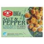 Tegel Salt & Pepper Chicken Morsels 365g