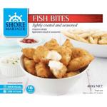 Shore Mariner Fish Bites 400g