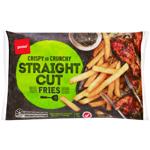 Pams Straight Cut Fries 1kg