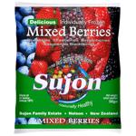Sujon Frozen Mixed Berries 500g