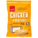 Pams Chicken & Vegetable Microwave Pie 170g