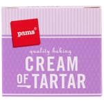 Pams Cream Of Tartar 100g