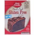Betty Crocker Gluten Free Devils Food Cake Mix 550g