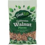 Fresh Life Californian Walnut Pieces 150g