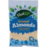 Fresh Life Ground Almonds 130g