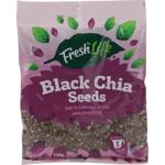 Fresh Life Black Chia Seeds 150g