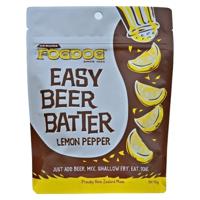 Fogdog Lemon Pepper Easy Beer Batter 190g