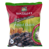 Sun Valley Foods Pitted Dates 400g