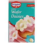 Dr. Oetker Edible Wafer Daisies 1ea