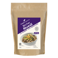 Ceres Organics LSA Blueberry Chia Pumpkin Seeds Bircher Muesli 650g