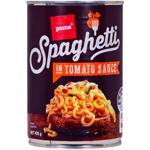 Pams Spaghetti In Tomato Sauce 425g