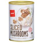 Pams Sliced Mushrooms In Sauce 400g