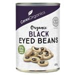 Ceres Organics Organic Black Eyed Peas 400g