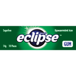 Wrigley's Eclipse Spearmint Ice Sugarfree Mints 14g
