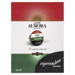 Aurora Italian Espressotoria Capsules 12pk