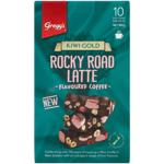 Gregg's Kiwi Gold Rocky Road Latte 180g